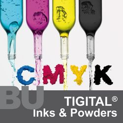 TIGITAL® Inks & Powders